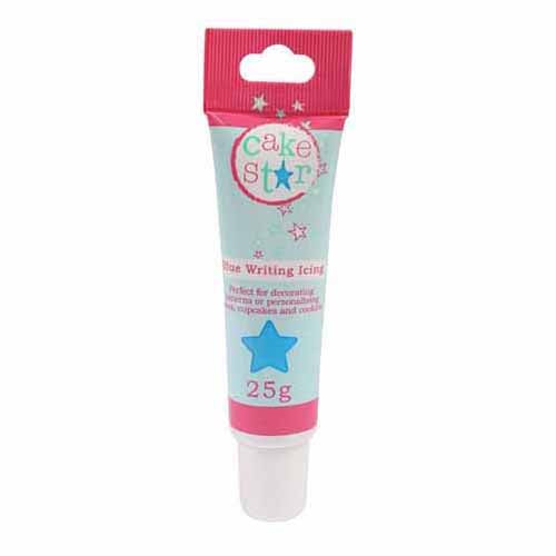 Cake Star Writing Icing, 25g, Blue
