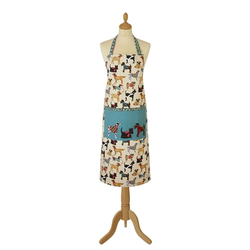 Hound Dog Cotton Apron