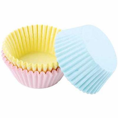 PME Standard Baking Cases, Pastel, Pack of 60