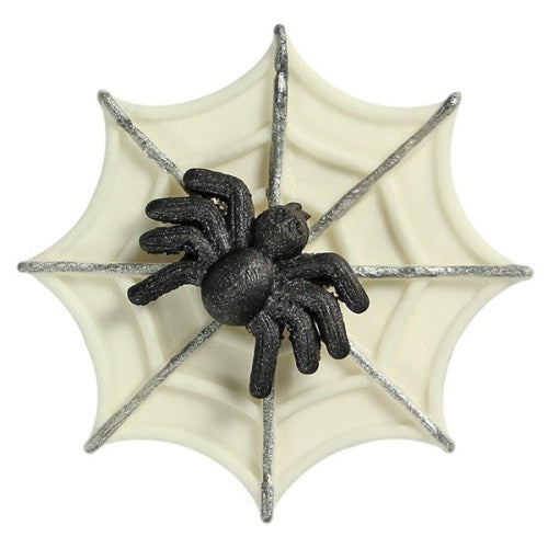 JEM Pop It Mould, Spider & Web, 2 Piece