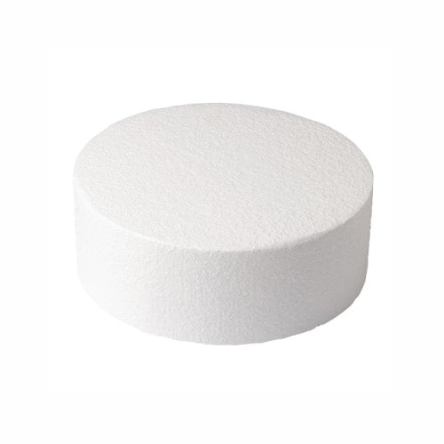 "Round Cake Dummy, Straight Edge, 5"" x 3"""