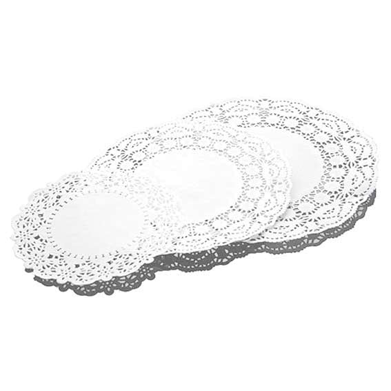 EasyBake Assorted Doilies, Pack Of 30