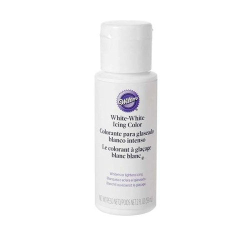 Wilton White White Icing Colour, 59ml