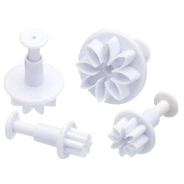 Culpitt Plunger Cutters, Set Of 4, Daisy