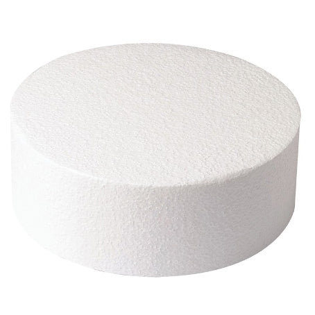 "Round Cake Dummy, Straight Edge, 12"" x 3"""
