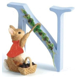 "Beatrix Potter ""N""**CURRENTLY OUT OF STOCK**"