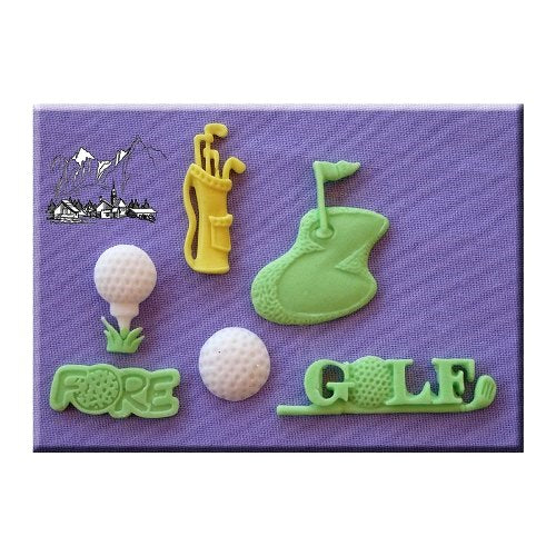 Alphabet Moulds, Golf