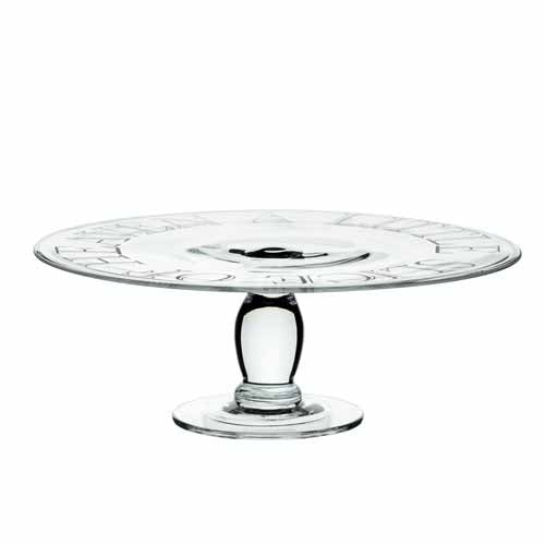 Artesa Glass Footed Cake Stand, 30cm
