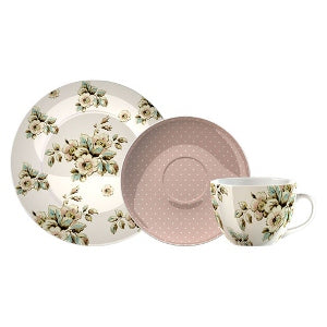 Katie Alice Cottage Flower Afternoon Tea Gift Set