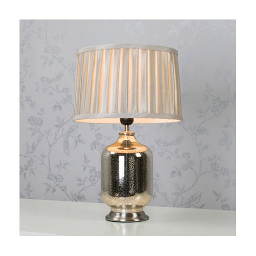 Speckled Cylinder Lamp, 44cm**Limited Stock**