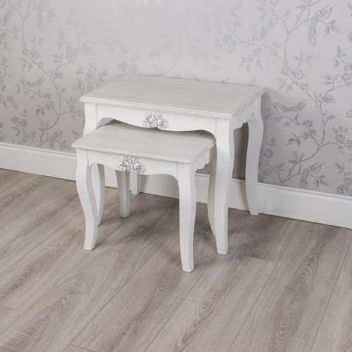 Celeste Nest Of Tables Grey