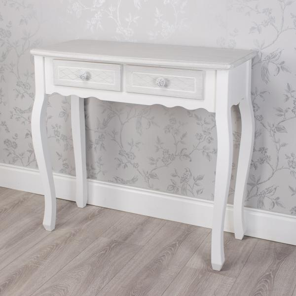 Celeste Console Table, Grey