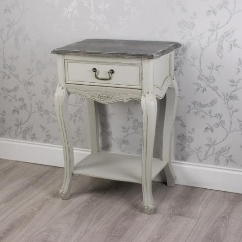 Sarah 1 Drawer Side Table