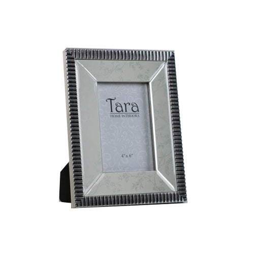 "Addison Photo Frame, 4"" x 6"", Silver"