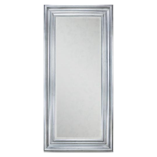 Monaco Mirror, 60cm x 150cm, Silver Leaf **COLLECTION IN STORE**