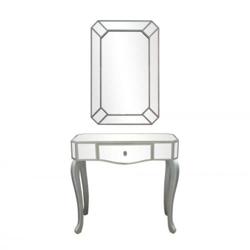 Reflections Console Table & Mirror Set