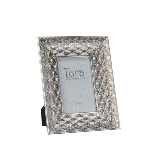"Lavelle Photo Frame, 4"" x 6"", Silver"