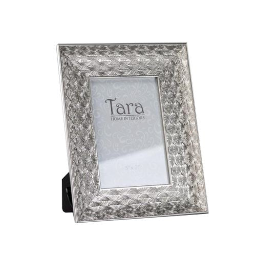 "Lavelle Photo Frame, 5"" x 7"", Silver"