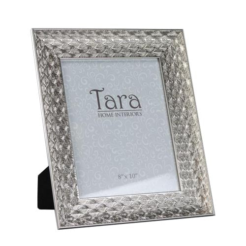 "Lavelle Photo Frame, 8"" X 10"", Silver"