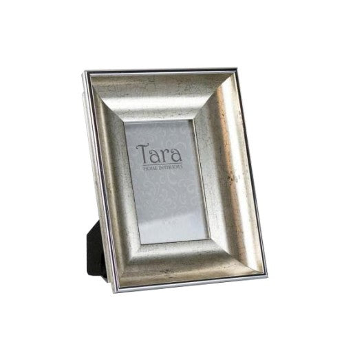 "Lucy Photo Frame, 4"" x 6"", Champagne"
