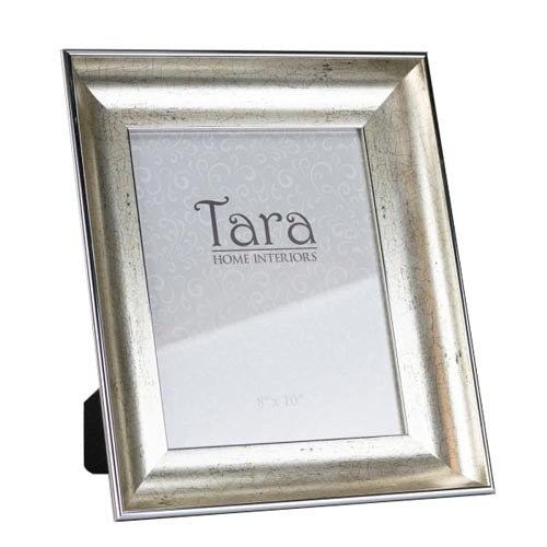 "Lucy Photo Frame, 8"" x 10"", Champagne"