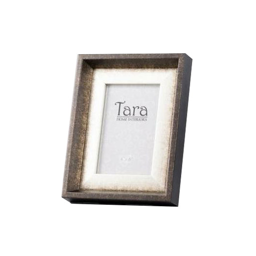 "Abigail Photo Frame, 4"" x 6"", Brown"