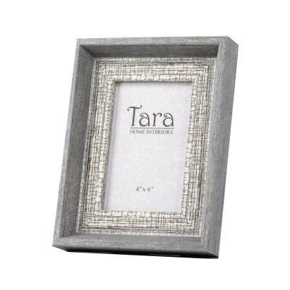 "Abigail Photo Frame, 8"" x 10"", Grey"
