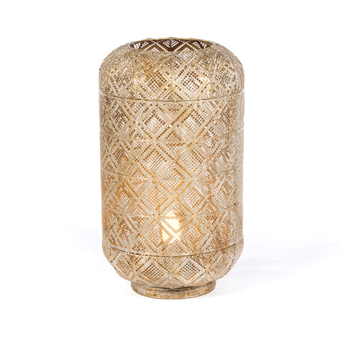 Amira Table Lamp, 54m, Gold