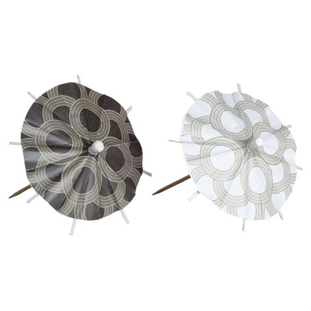 Cocktail Umbrellas, 12 Piece