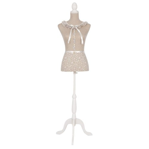 Decorative Mannequin, Beige