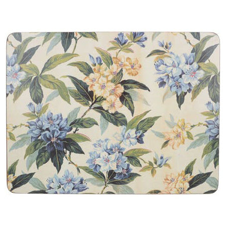 Creative Tops Traditional Premium Floral Placemats, Set Of 6