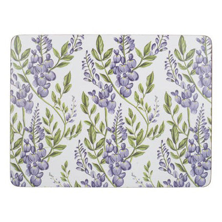Creative Tops Wisteria Placemats, Set Of 6