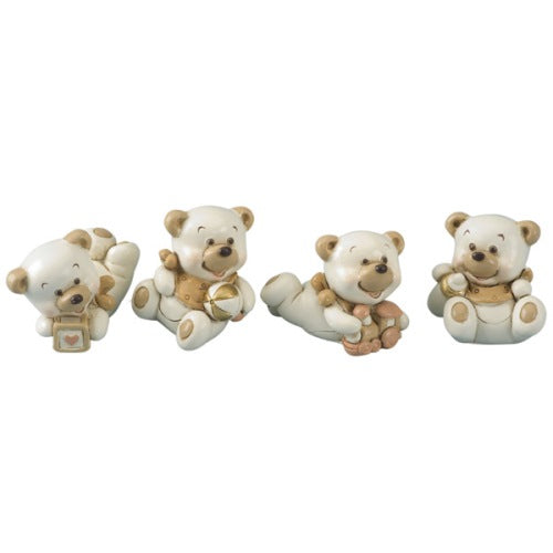 Bear Cake Topper Decorations, Assorted
