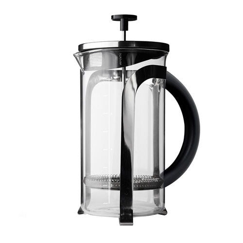 AEROLATTE CAFETIERE/FRENCH PRESS, 8 CUP