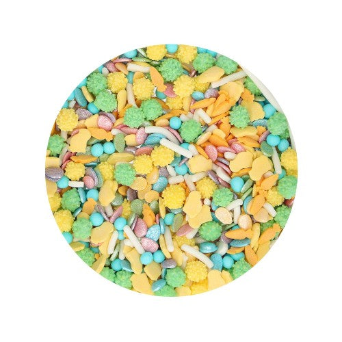 FUNCAKES EASTER SPRINKLE MIX, 50G