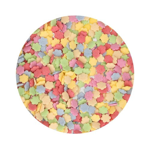 FUNCAKES FLOWERS SPRINKLE MIX, 60G