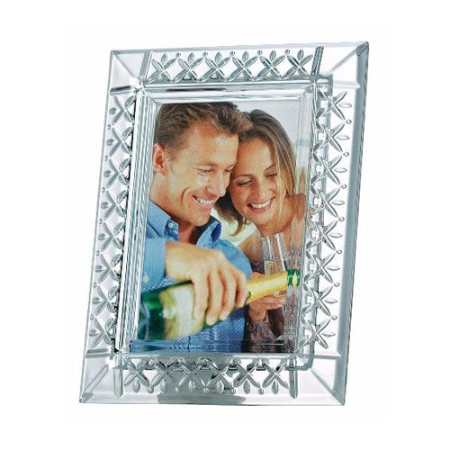 "Galway Crystal Keenan 4"" x 6"" Photo Frame"