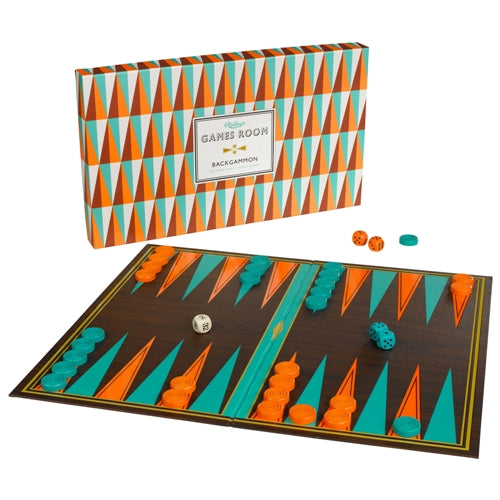 Ridley's Games Room 'Backgammon' Board Game