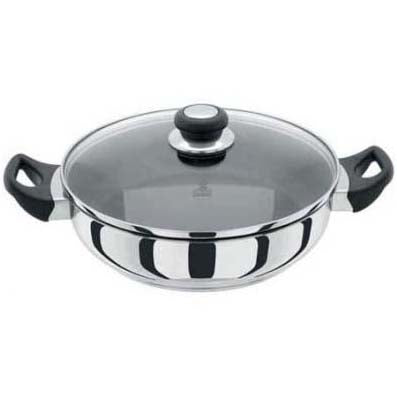 Judge Vista Non-Stick Sauteuse Pan, 28cm/11""