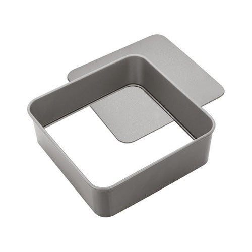 Judge Bakeware Square Cake Tin, 23cm/9""