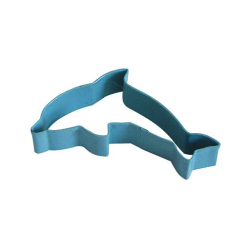 Blue Dolphin Cookie Cutter, 8cm