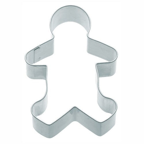 Gingerbread Boy Cookie Cutter, 5cm