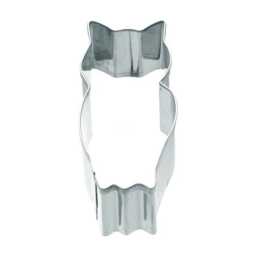 Owl Shaped Cookie Cutter, 7cm