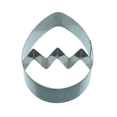 Egg Shaped Cookie Cutter, 9cm