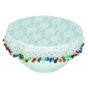 Lace Bowl Cover, 20cm
