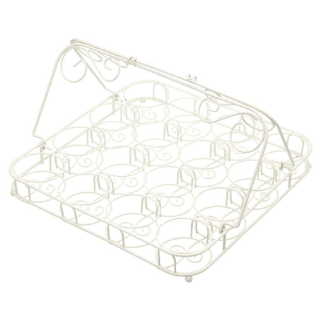 Decorative Wire Cupcake Carrier