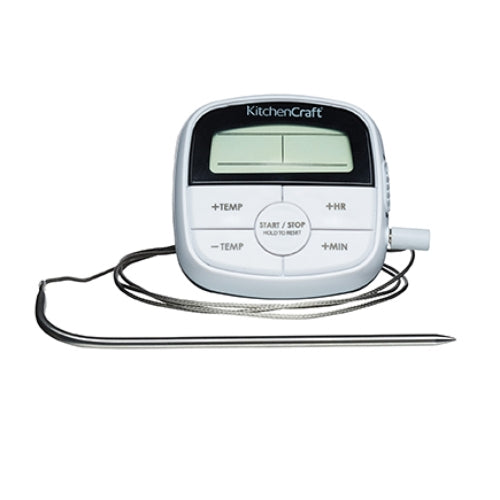 Kitchen Craft Digital Meat Thermometer & Timer