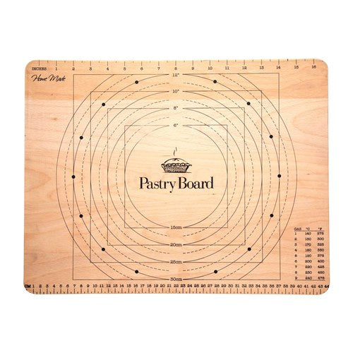 Pastry Board With Measures
