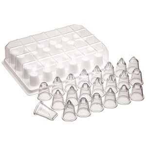 Kitchencraft 24 Piece Icing Nozzle Set