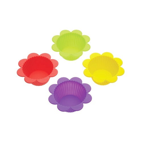 Silicone Flower Cake and Jelly Moulds